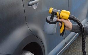 Best Automotive HVLP Spray Gun for the Money Featured