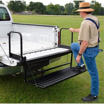 Best Tailgate Ladders for Pickup Trucks