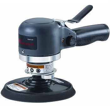Ingersoll Rand Heavy-Duty Air Dual-Action Quiet Sander