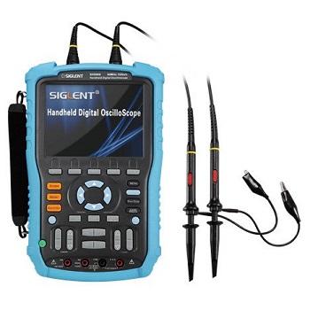 Siglent SHS806 Handheld Oscilloscope