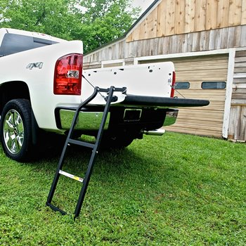 Tailgate Ladders for Pickup Trucks – Buying Guide