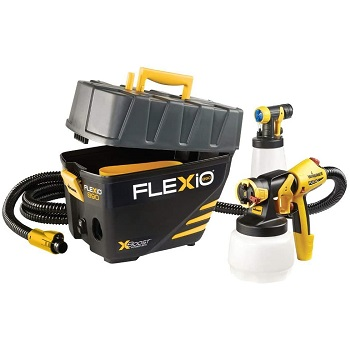 Wagner FLEXiO Stationary HVLP Paint Sprayer