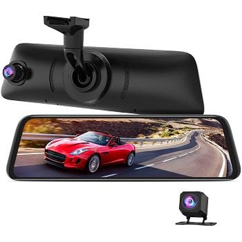 AUTO-VOX V5PRO Anti-Glare Rear View Mirror Dash Cam