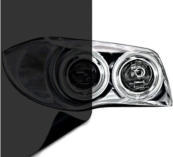 VViViD Air-Tint Dark Black Headlight/Tail Light Window Tint